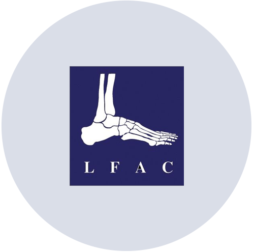 London Foot And Ankle Logo