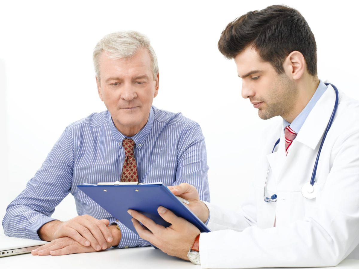 London Hernia Patient Consultation